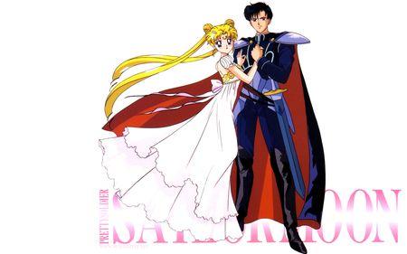 Princess Serenity and Prince Endymion - Desktop Nexus Wallpapers