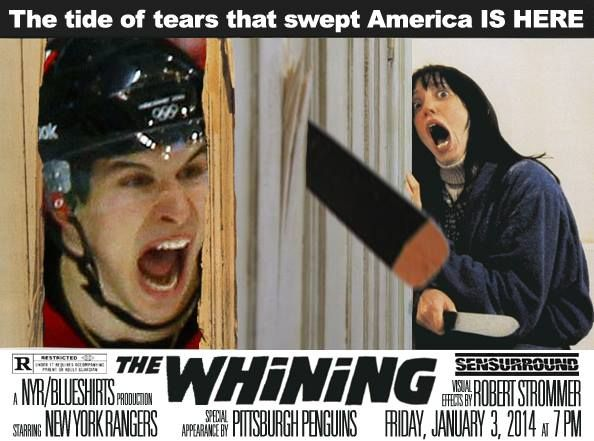 """""""The Whining"""" - 1/3/14"""