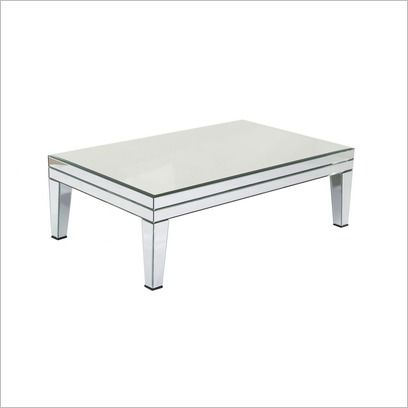 Mirror Coffee Table in 120cm Height Wholesale Concepts | Wayfair