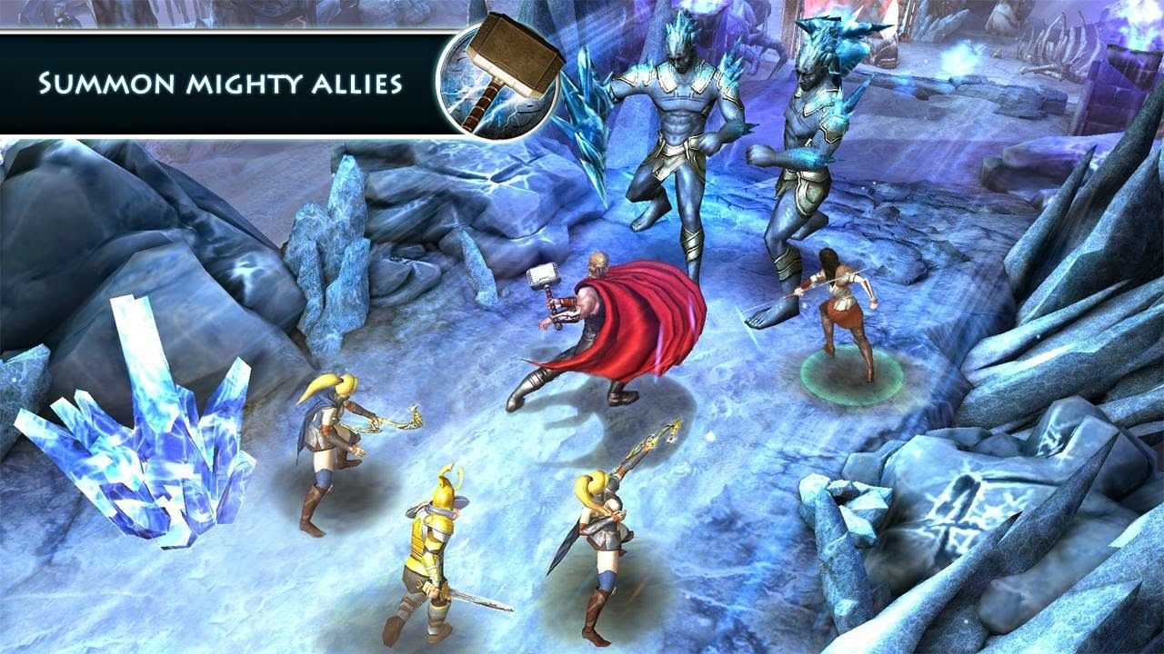 thor the dark world apk data mod