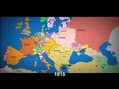 Granice Panstw Europy W Latach 1140 2012 In 2020 Historia Europy