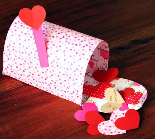 38 Beautiful And Unique Valentine Box Ideas Craft Ideas All