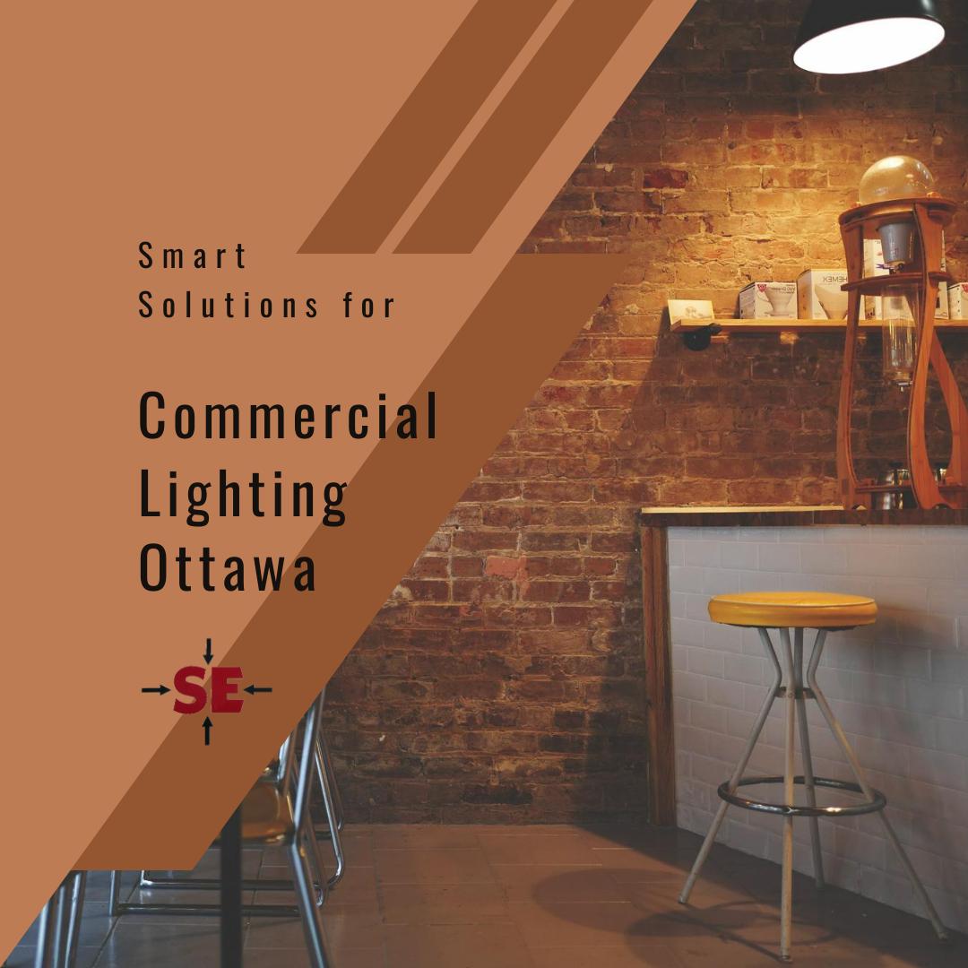 Commercial Lighting in Ottawa Commercial lighting