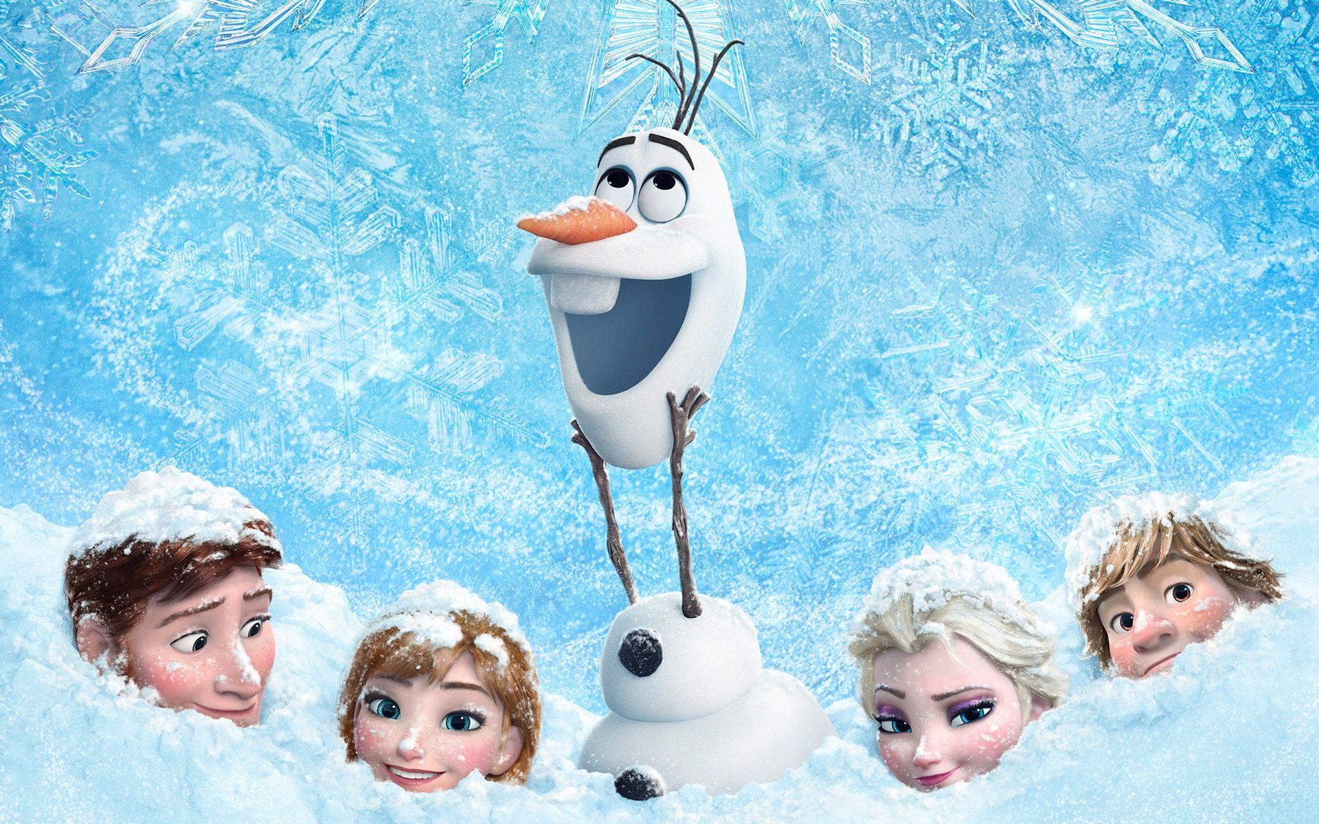 Disney Frozen HD Wallpaper