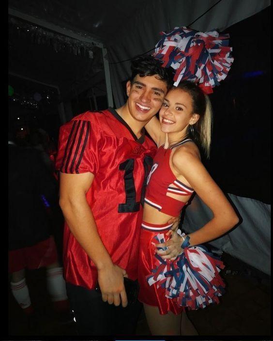 11 Halloween-Kostüme für Paare #couplehalloweencostumes