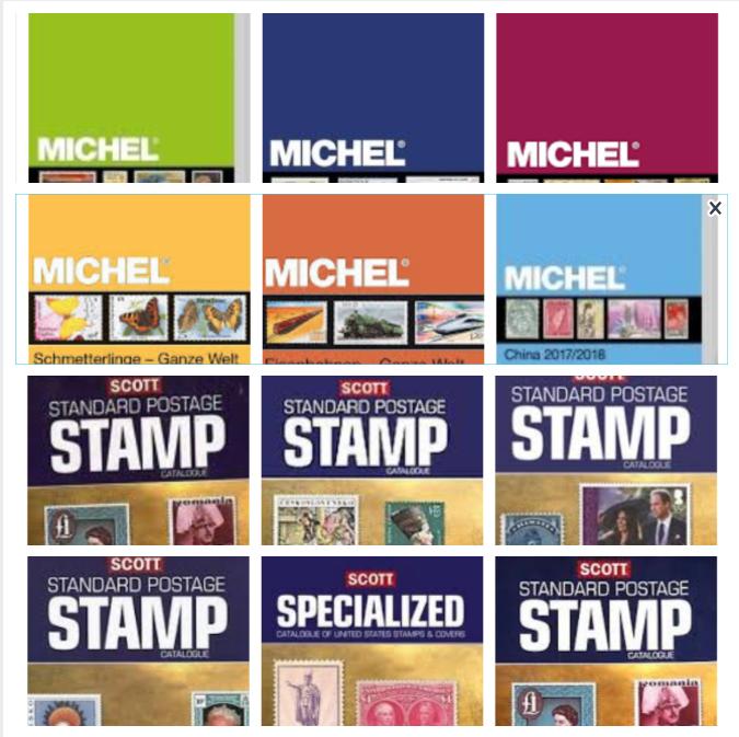 DOWNLOAD Stamp catalogs Stamp magazins 55GIGABITES,1150 PDF