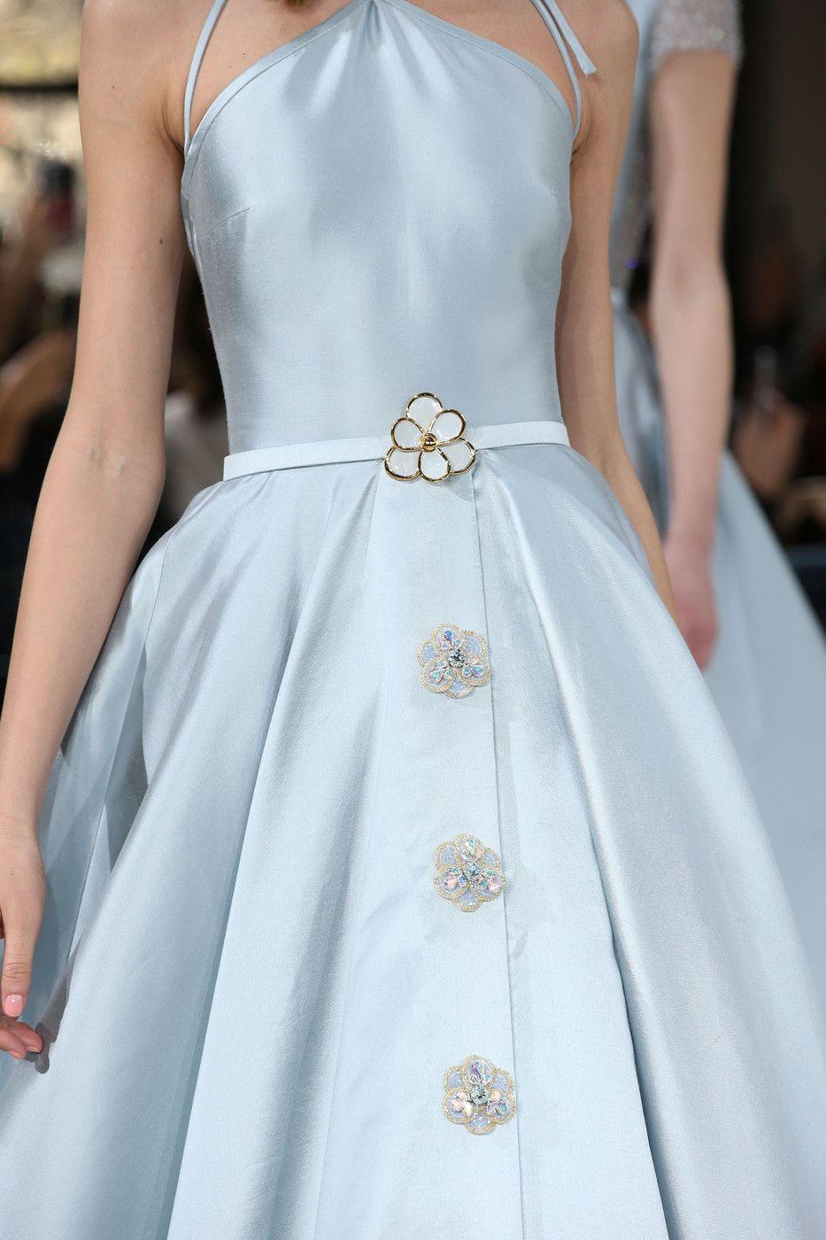 Georges Hobeika at Couture Spring 2016 | Patrones de vestidos ...