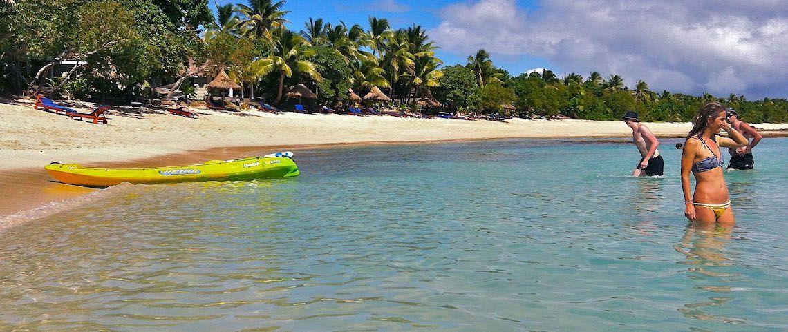 Fiji vacation Fiji hotel Blue