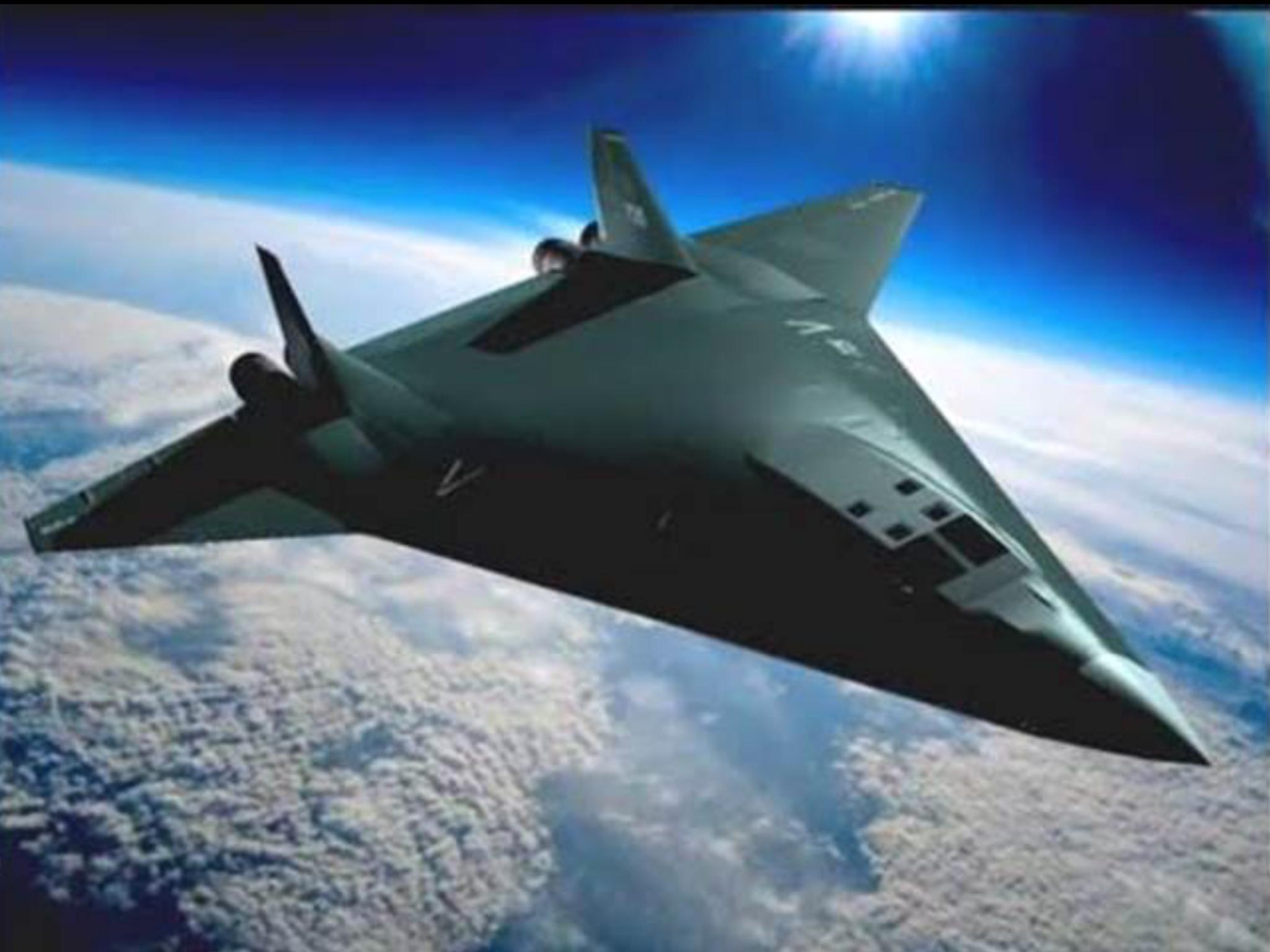 Lockheed Martin Hypersonic strategic bomber concept