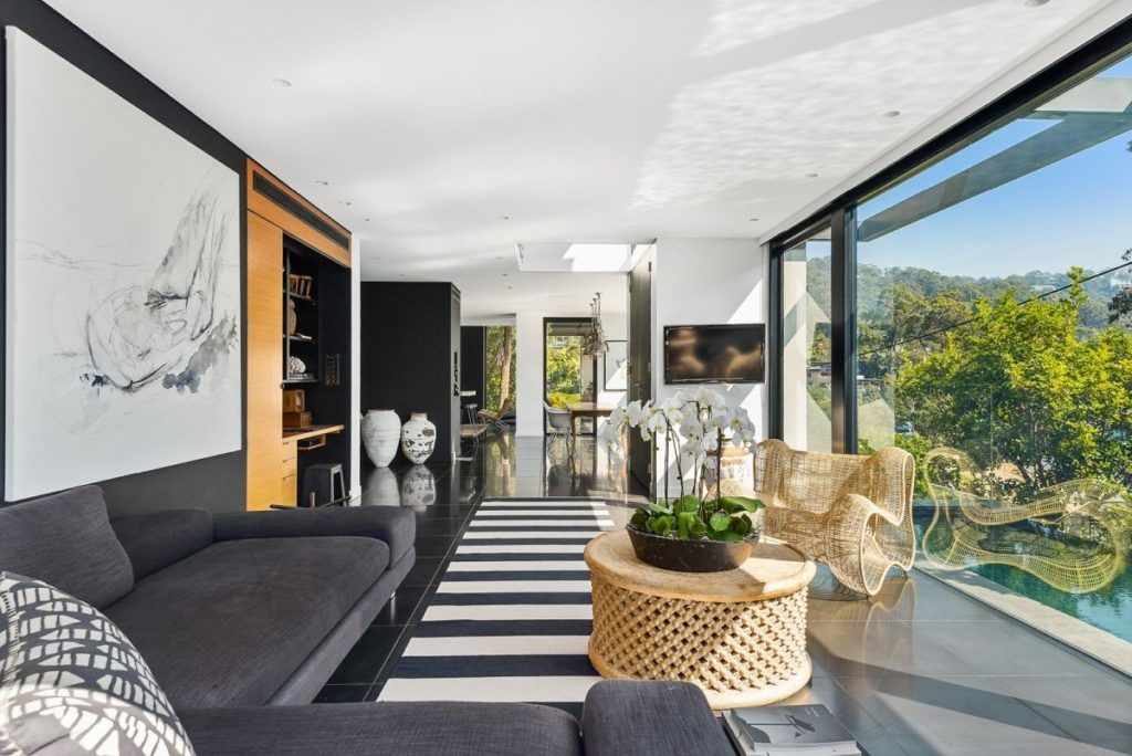 100 beautiful living rooms to nurture your home s on beautiful modern black white living room inspired id=39367