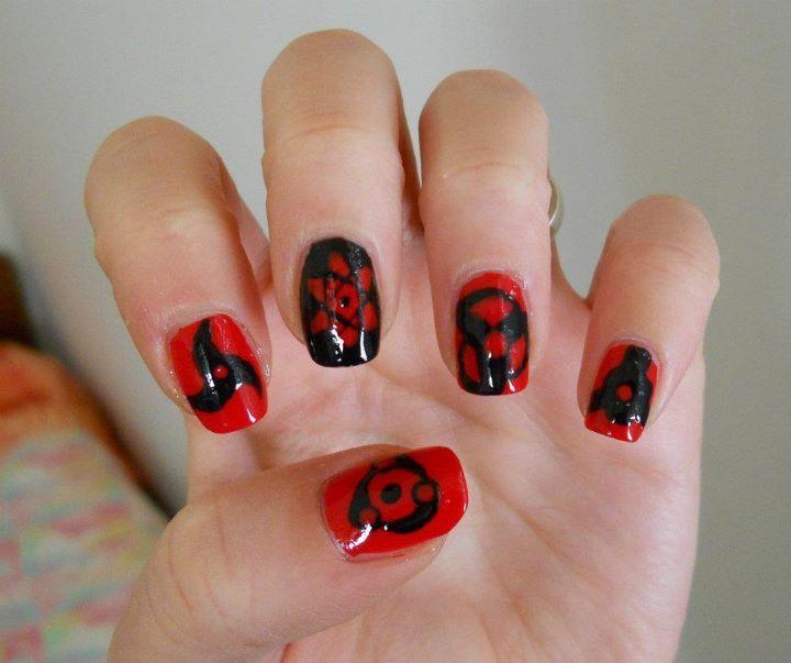 anime nail art - Google Search | Nail Art Ideas | Pinterest | Anime ...