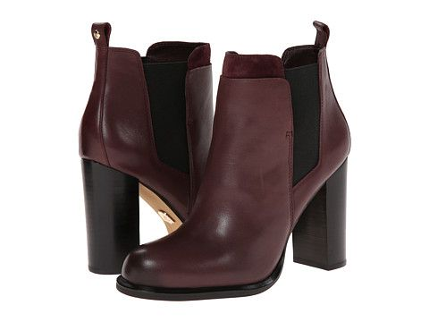 ce39f0af4a11 Sam Edelman Kenner burgundy boot