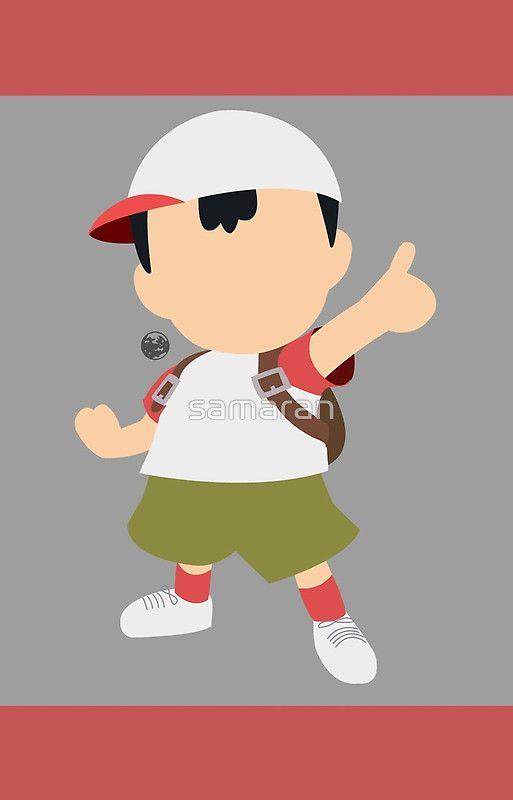 Ness (Fuel) - Super Smash Bros.