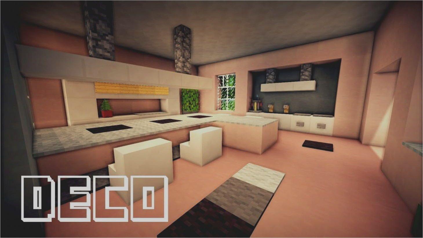 Salle A Manger Moderne Minecraft in 15  Minecraft modern