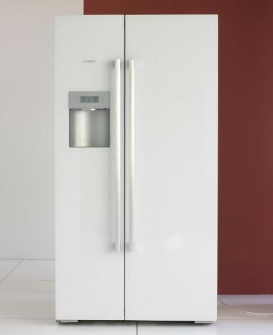 Kühlschrank Doppeltür küche gäste kühlschrank side by side kad62s20 bosch design