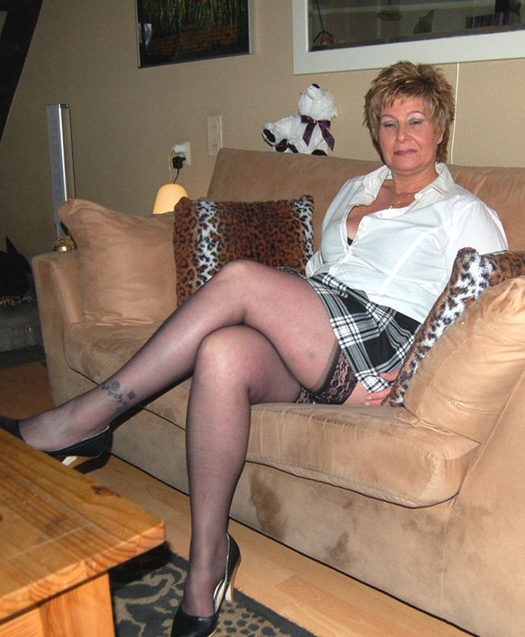 Georgette mature milf