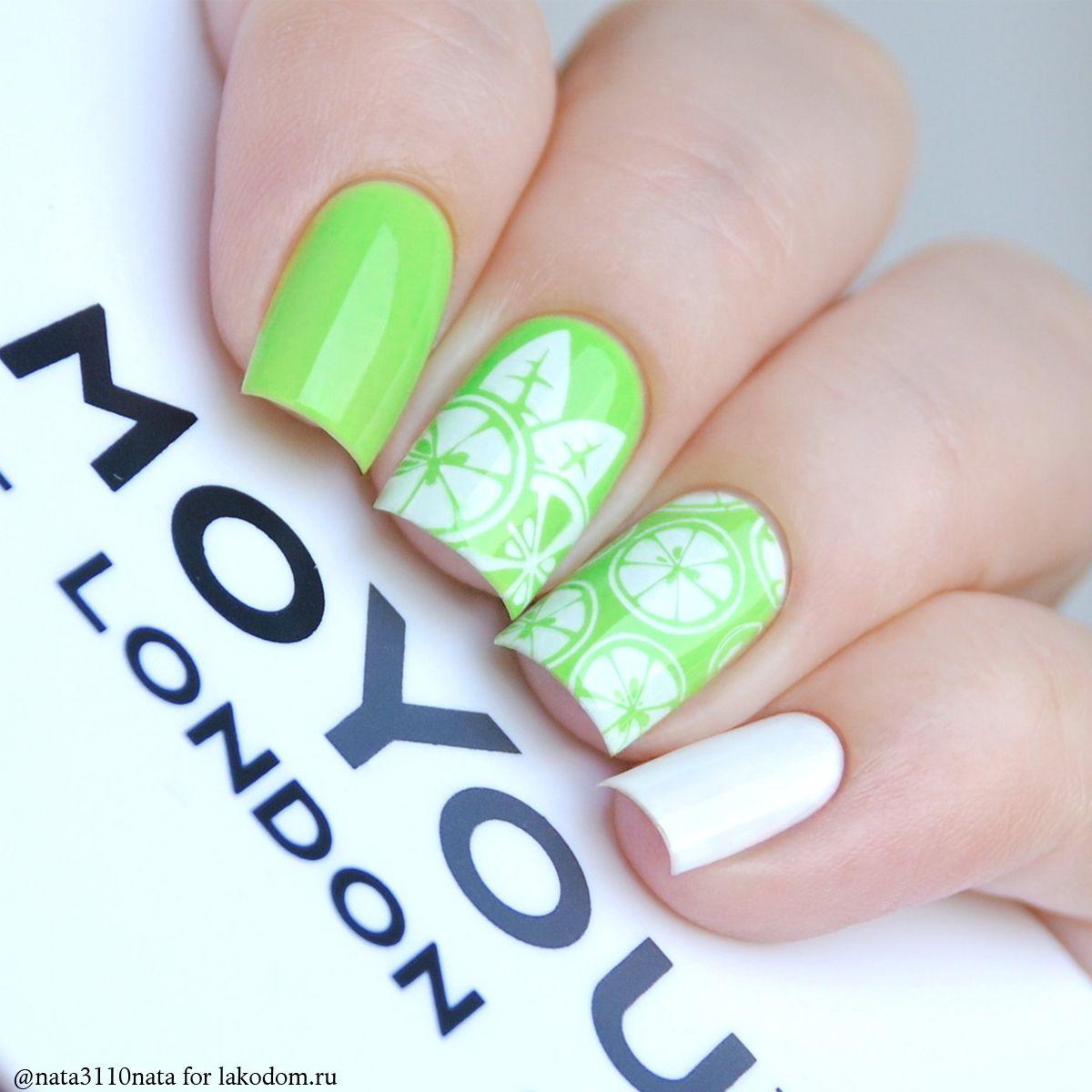 Tropical 08 | Beauty: NAILed it!!! | Pinterest
