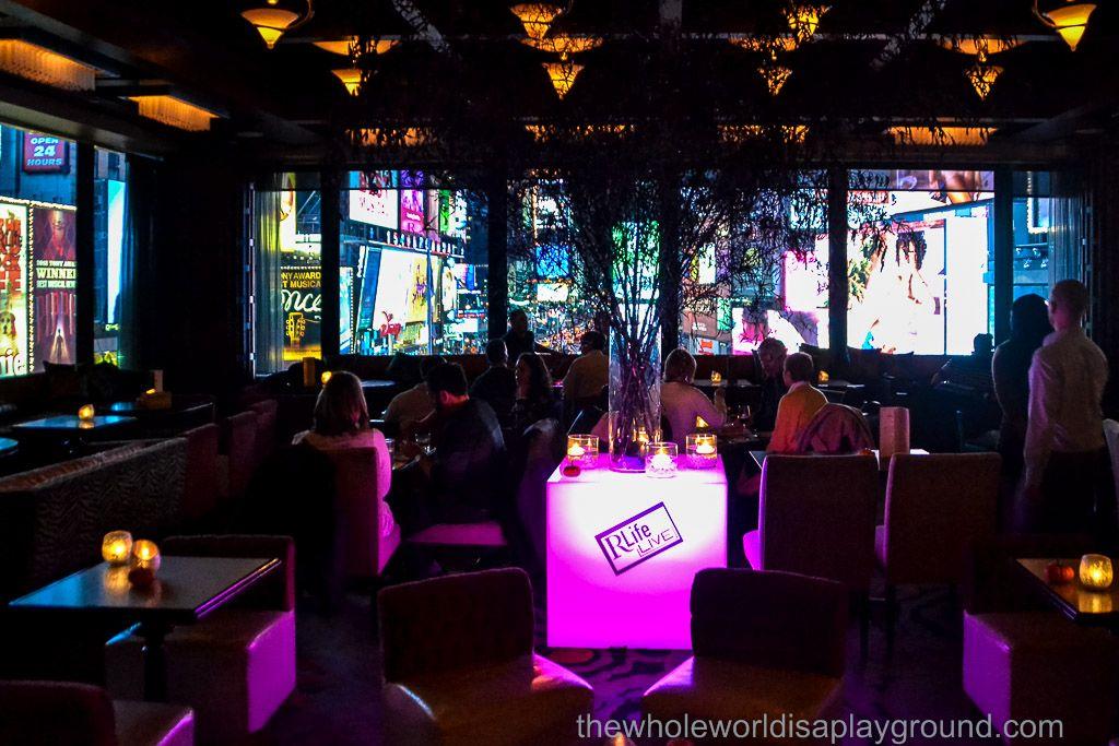 Best cocktail bars New York, R Lounge, Renaissance Times ...