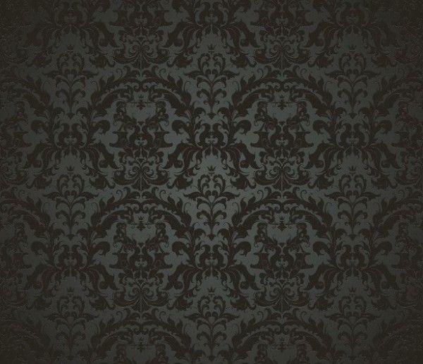 5 Black Elegant Vintage Pattern Vector Backgrounds Welovesolo Waverly Fabric Fabric Decor Upholstery