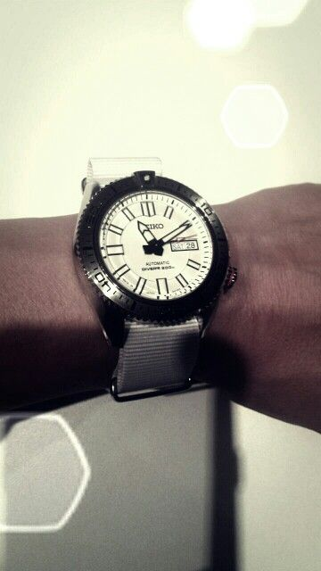 Seiko watch.