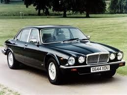 My dream car -- a vintage Jaguar from my birth year