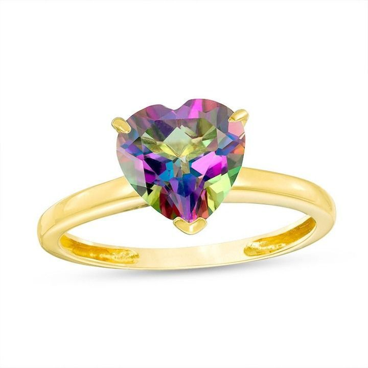 Zales 8.0mm Amethyst Solitaire Ring in 10K Gold je7cE1h9IT
