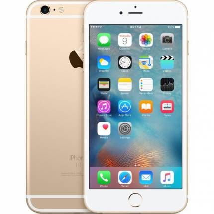 Apple Iphone 6s Plus Smartphone 4g Lte 128 Gb Gold Apple Iphone 6s Apple Iphone 6s Plus Apple Iphone