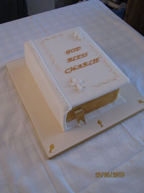 Cake For First Holy Communion I Made This My Son S: