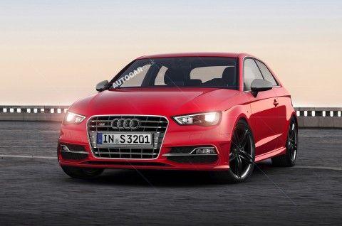 New Audi S3 To Rival Bmw M135i Autocar Audi Audi A3 Bmw
