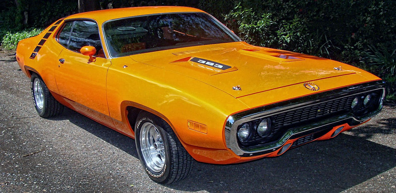 1972 roadrunner 383 magnumre pin brought to you by agents at