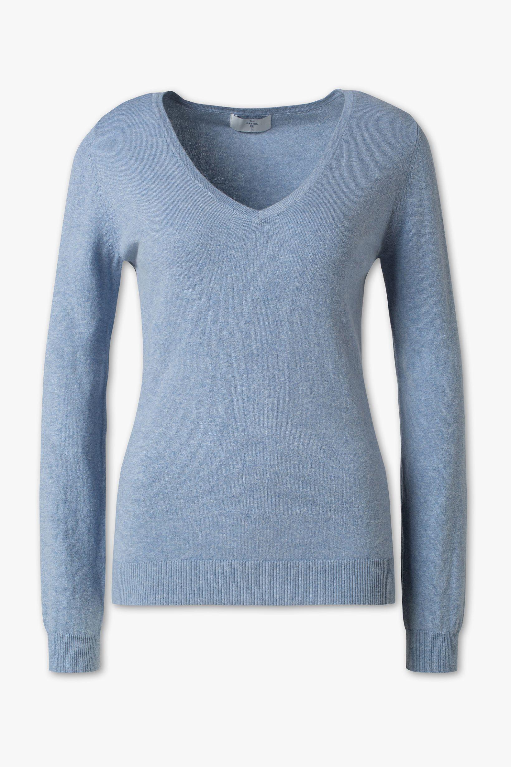 Basic Trui.Yessica Basic Trui Shopping Sweaters Pullover Shopping