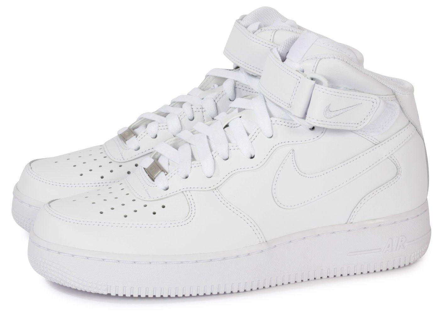 Air force one · ChaussurePanier NikeCeux ...