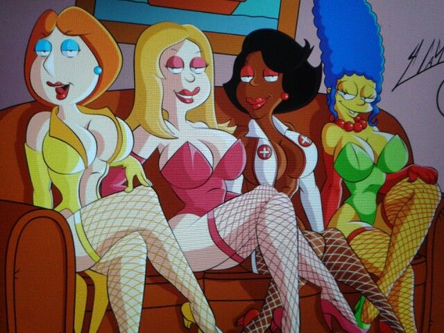 adult toons Sexy