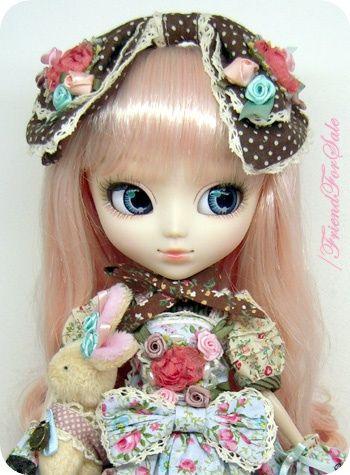 2012 pullip doll alice dujardin alice in the garden for Alice du jardin pullip