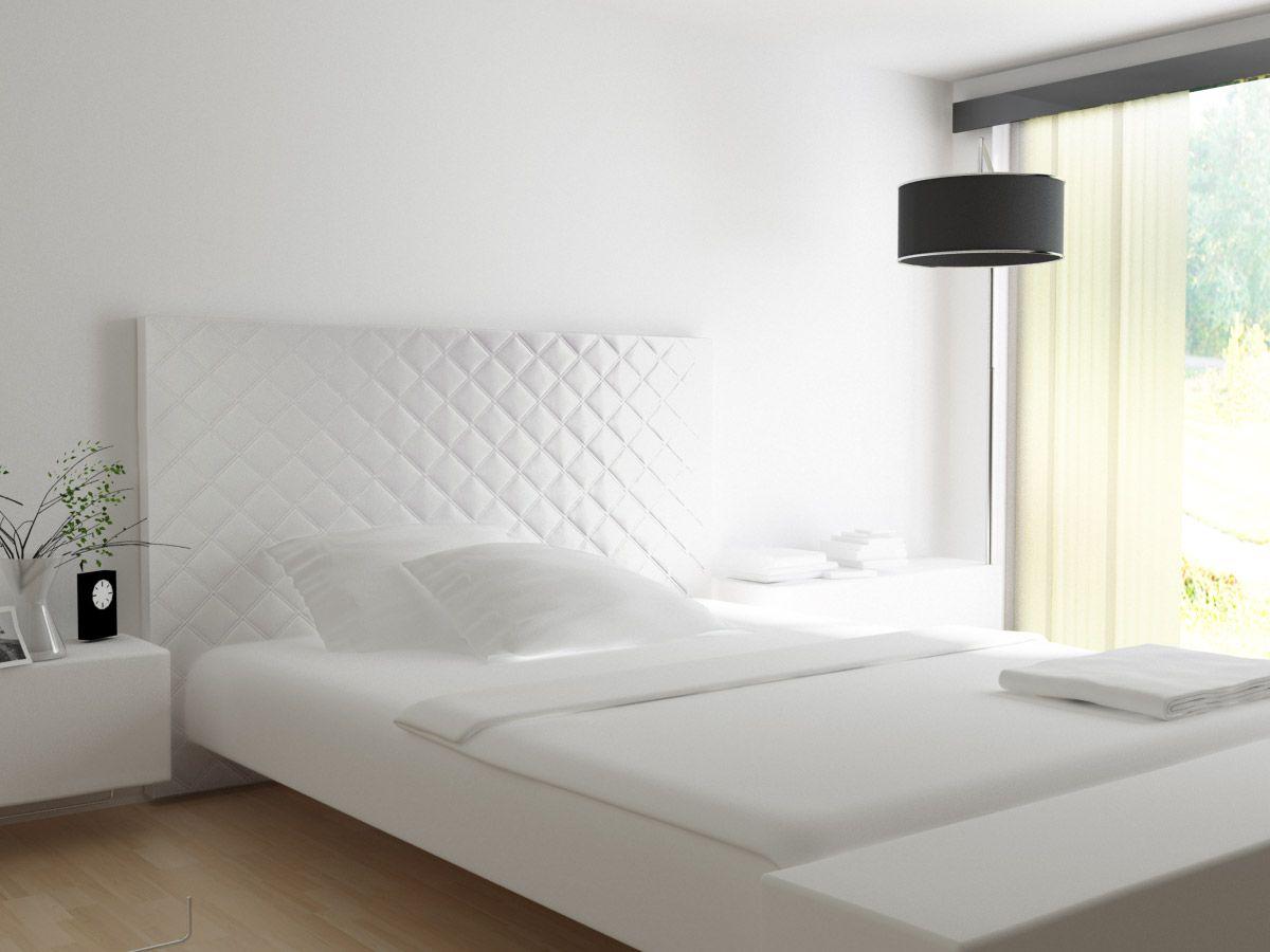 Cabecero Blitz en color blanco por 99€! #diseño #mueble #moderno ...