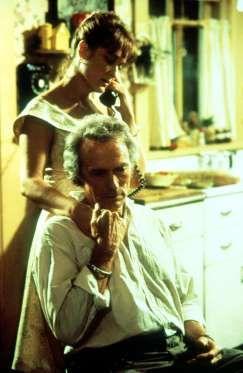 "MERYL STREEP AND CLINT EASTWOOD As Robert Kincaid and Francesca Johnson in ""The Bridges of Madison County"" (1995)"