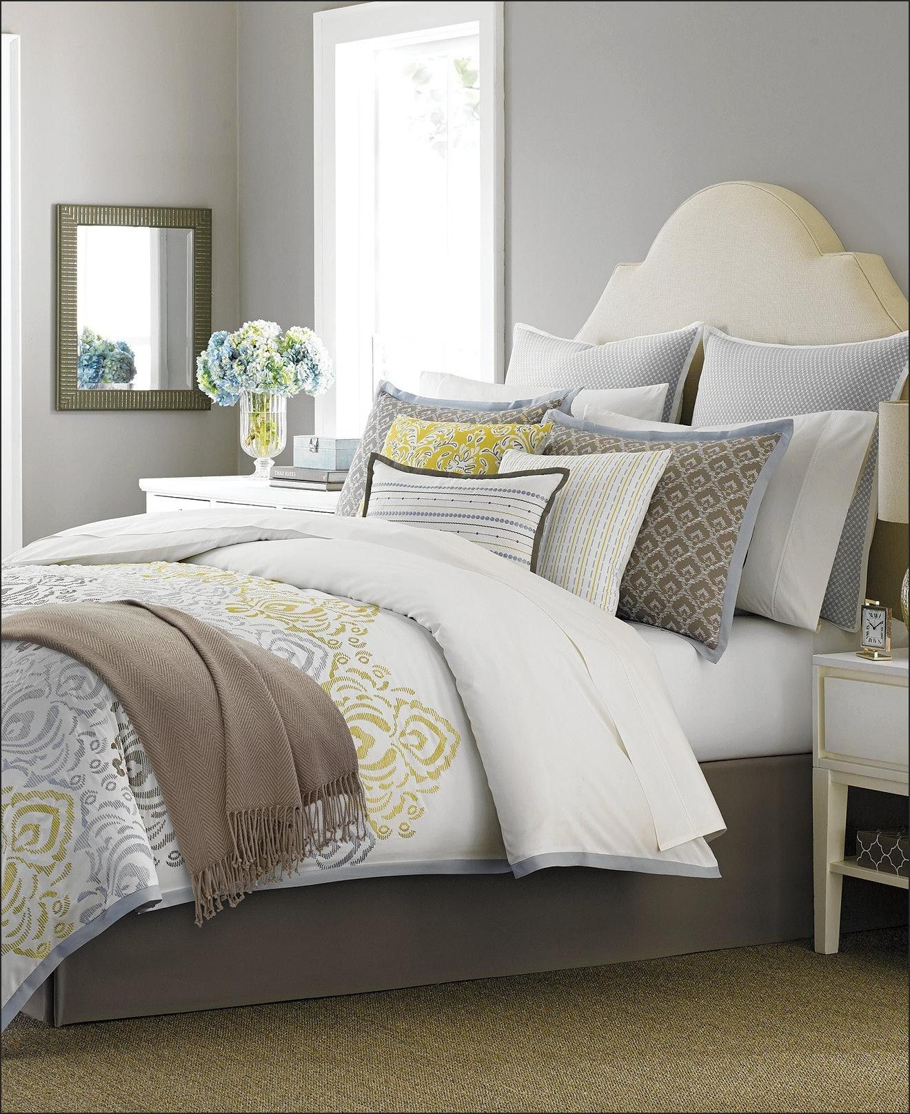 Luxury Gray Comforter Sets King Comforter sets, Luxury
