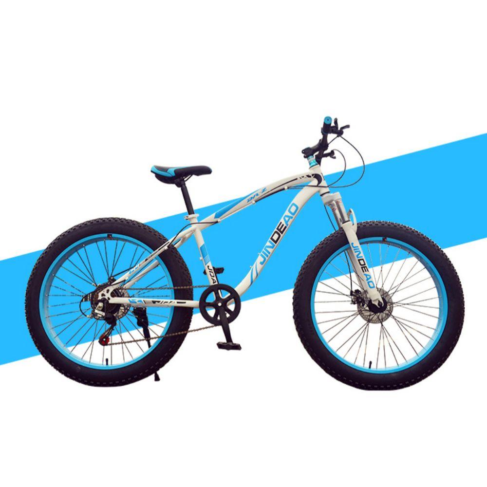 26inch 7 Speed Snowbike Bicicleta Mountain Bike Fat Tire Bike MTB ...