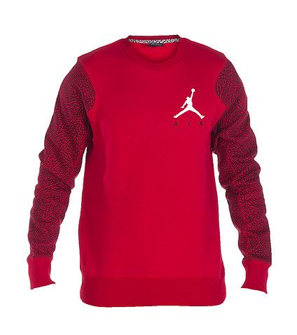 Jordan Crew Neck Sweatshirt Things To Wear Pinterest Jordans