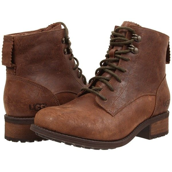 Womens Boots UGG Denhali Lodge Leather