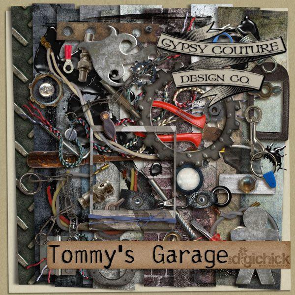 Tommy's Garage http://www.thedigichick.com/shop/Tommy-s-Garage.html