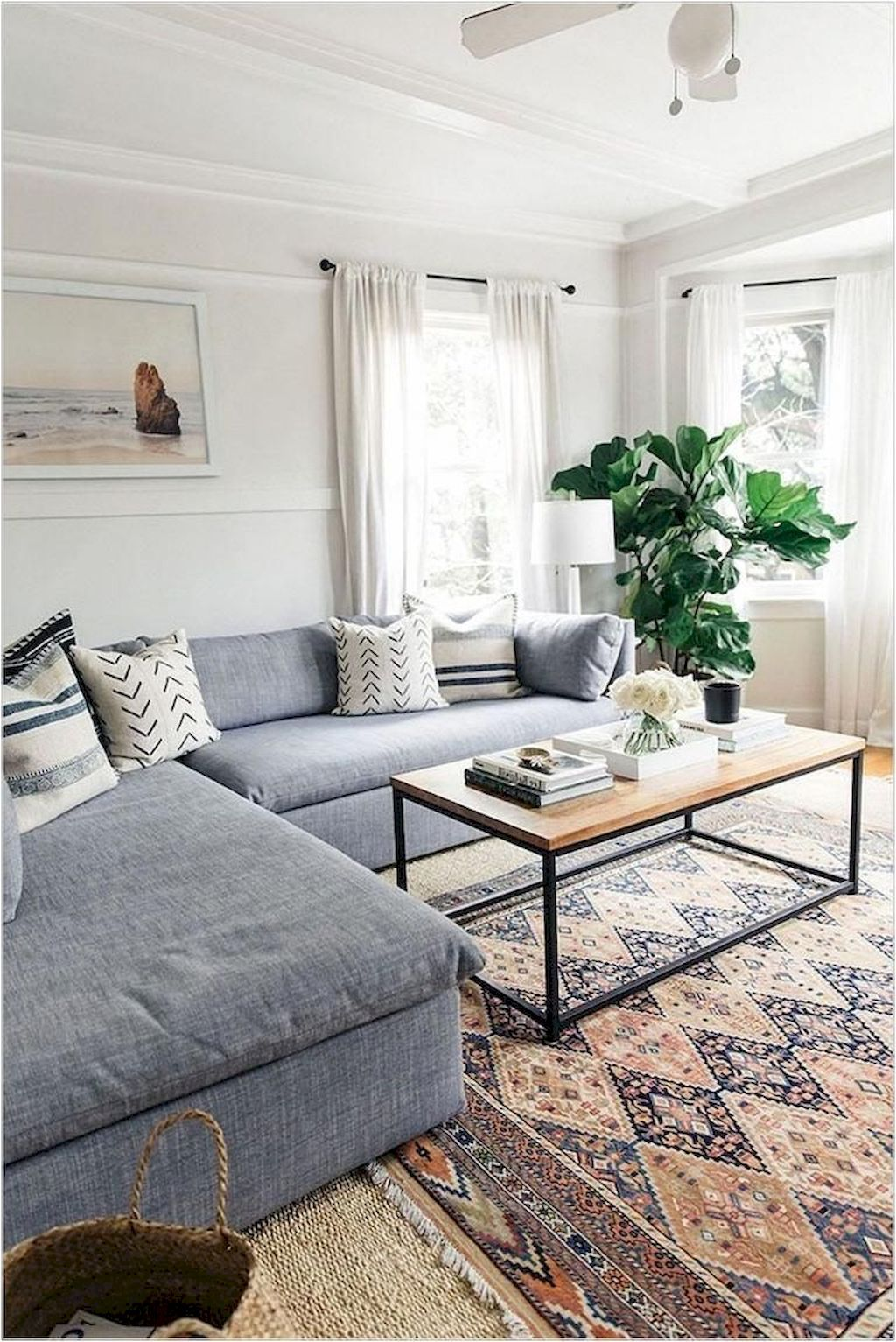 80 Beautiful Apartment Decorating Ideas On A Budget Living Room