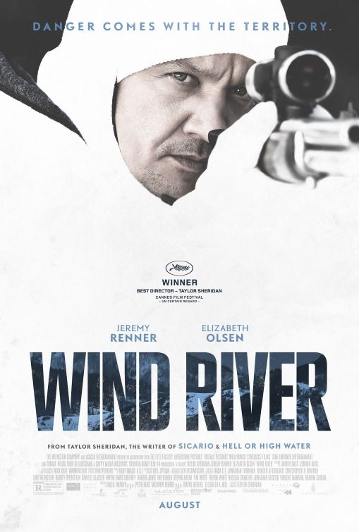 Image result for wind river movie poster free use
