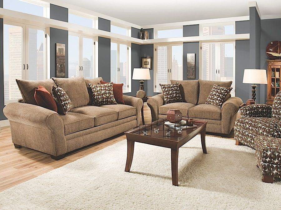 Check out the deal on Resort Harvest Sofa at Rothman Furniture