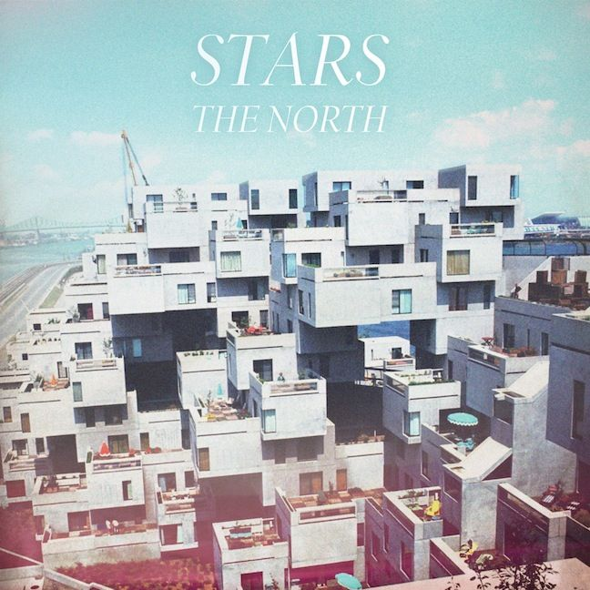"""Stars to Release New Album The North"" Have loved all their albums so far. Can't imagine this will be any different. Plus, Habitat on the cover looks fantastic. Via Pitchfork"