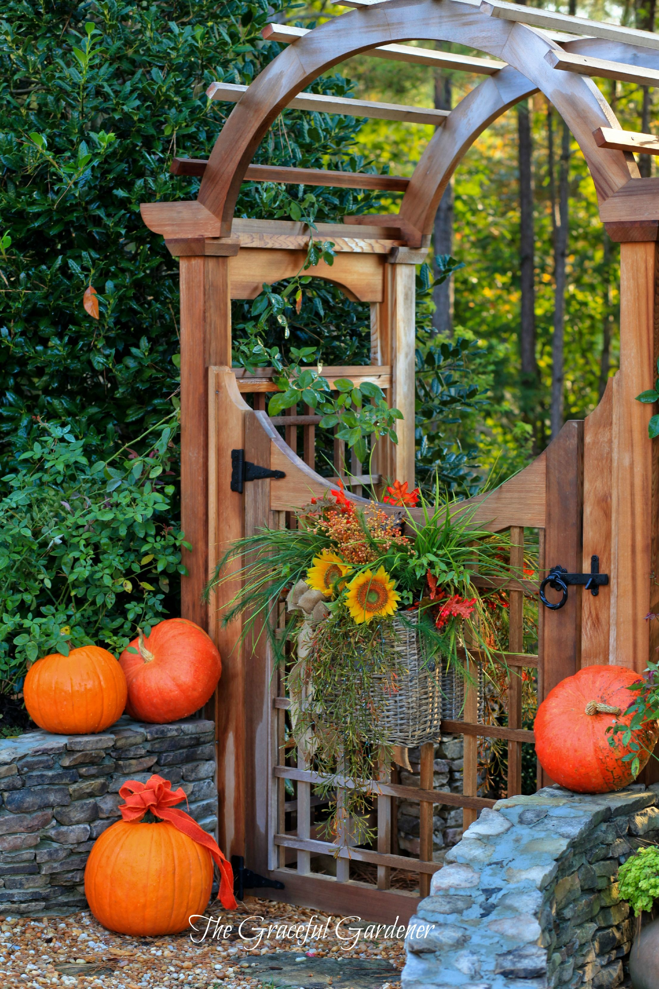 Pin by john on diy pinterest garden gates garden and autumn garden