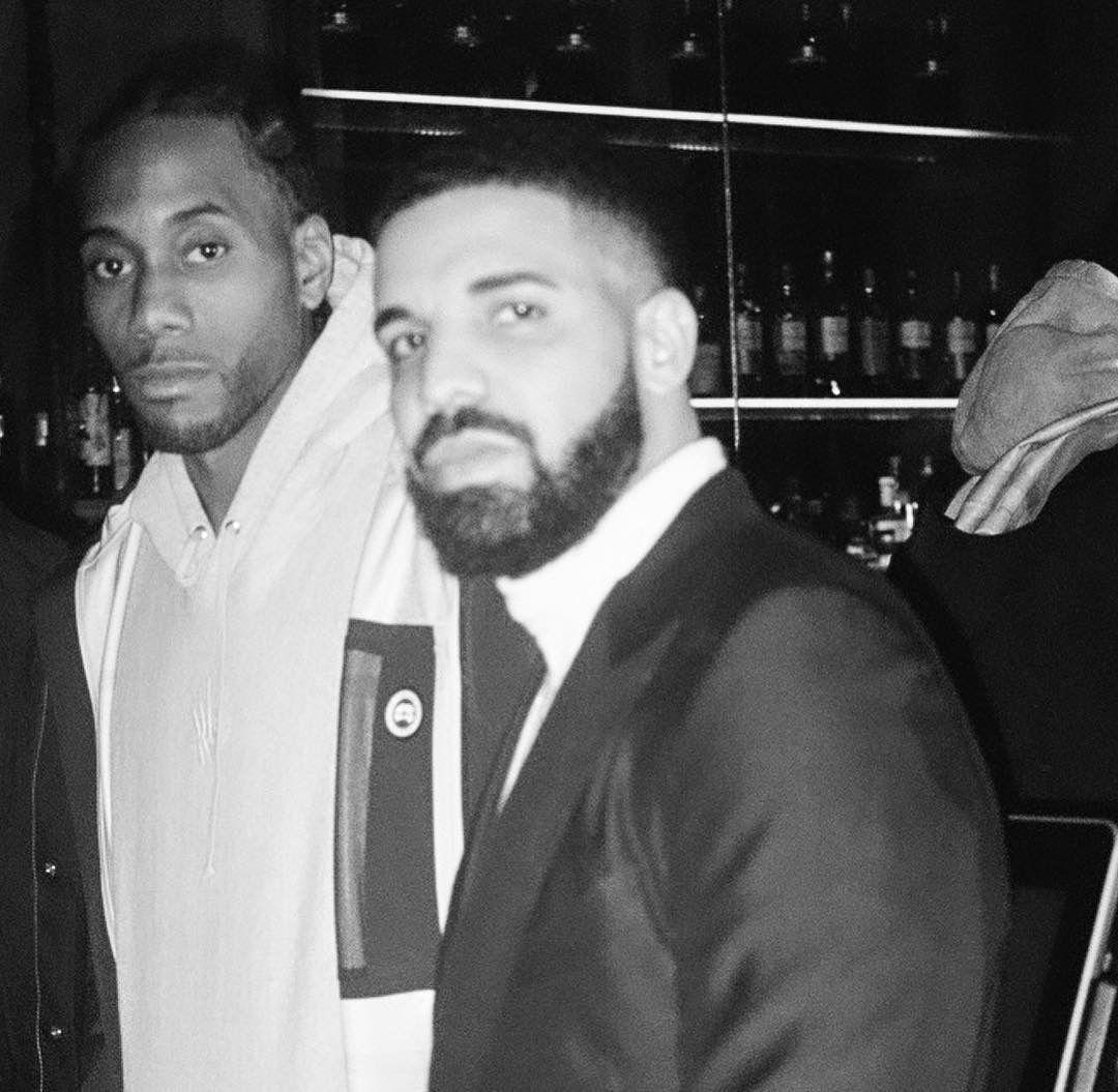 Kawhi & Drake Aubrey drake, Drake, Drake graham