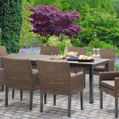 kettler bretagne 6 seat set in rattan kbretset02 garden furniture world