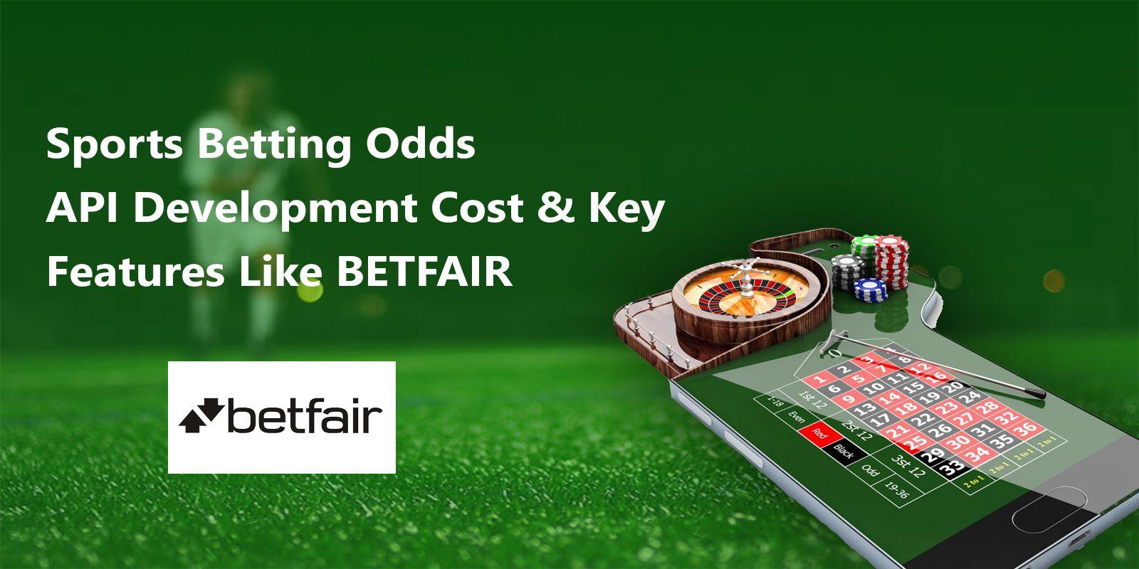 Online Sports Betting Odds API Development Cost Sports