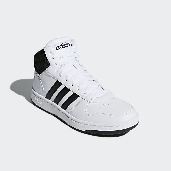 adidas Hoops 2.0 Mid Shoes | Products | Adidas sneakers